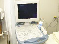 腹部 超音波エコー検査